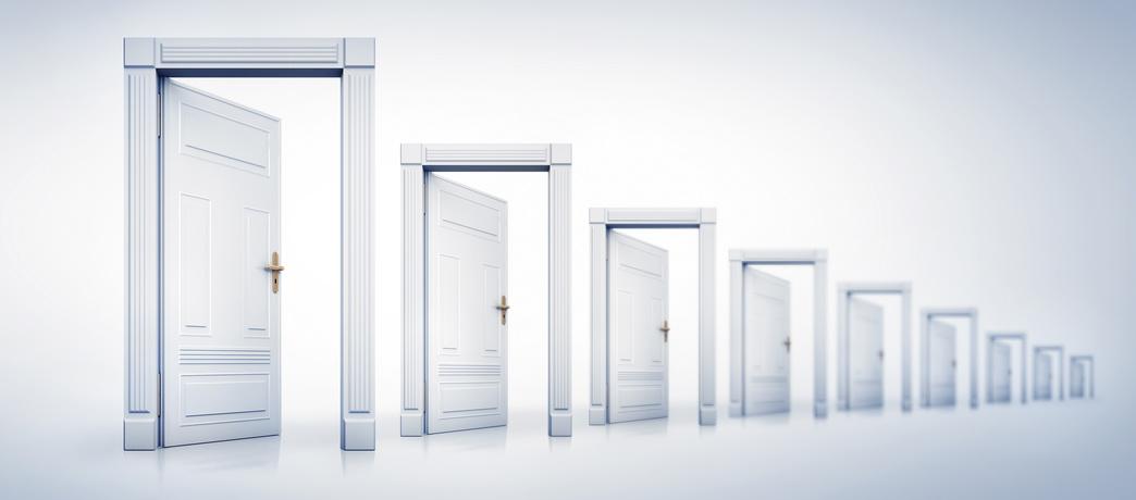 Chance – Offene Türen